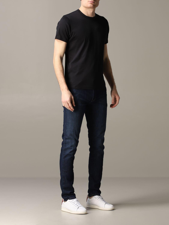 T-shirt homme Belstaff noir 2