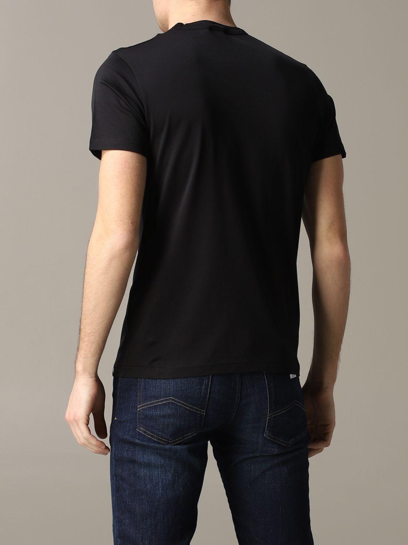 T-shirt homme Belstaff noir 3