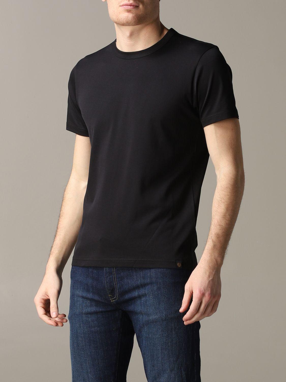 T-shirt homme Belstaff noir 4