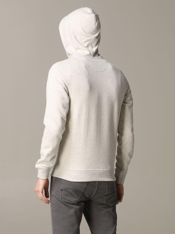 Sweatshirt homme Belstaff gris 3
