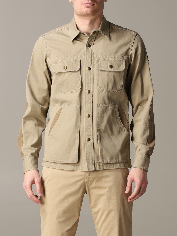 Shirt Belstaff: Shirt men Belstaff kaki 1