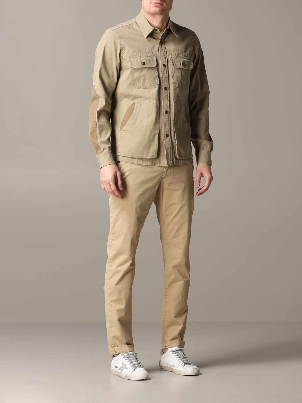 Shirt Belstaff: Shirt men Belstaff kaki 2