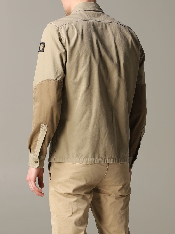 Shirt Belstaff: Shirt men Belstaff kaki 3