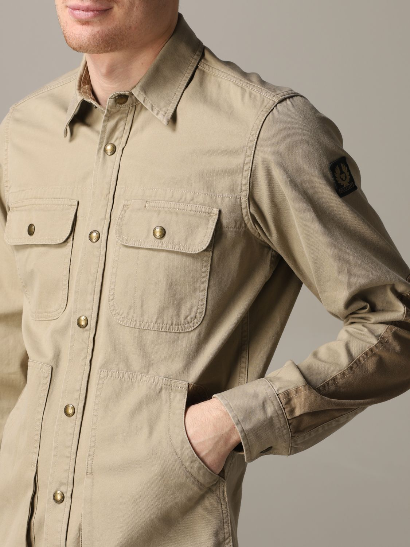 Shirt Belstaff: Shirt men Belstaff kaki 5