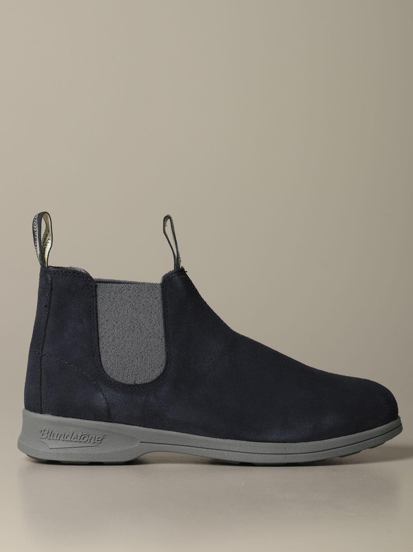 Boots Blundstone: Shoes men Blundstone navy 1