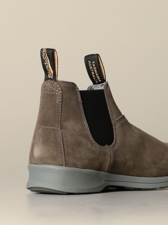 Stiefeletten Blundstone: Schuhe herren Blundstone taubengrau 3