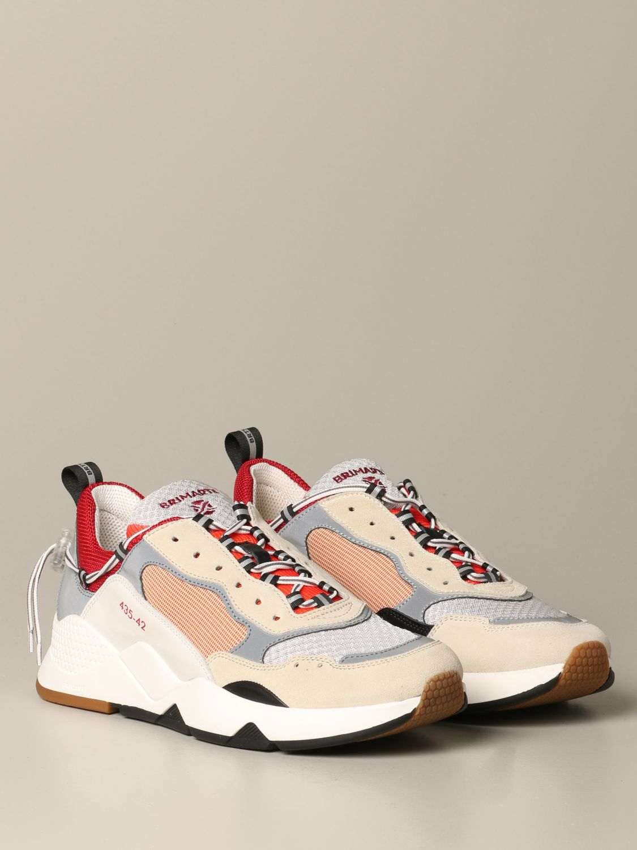 Sneakers Brimarts: Shoes men Brimarts beige 2