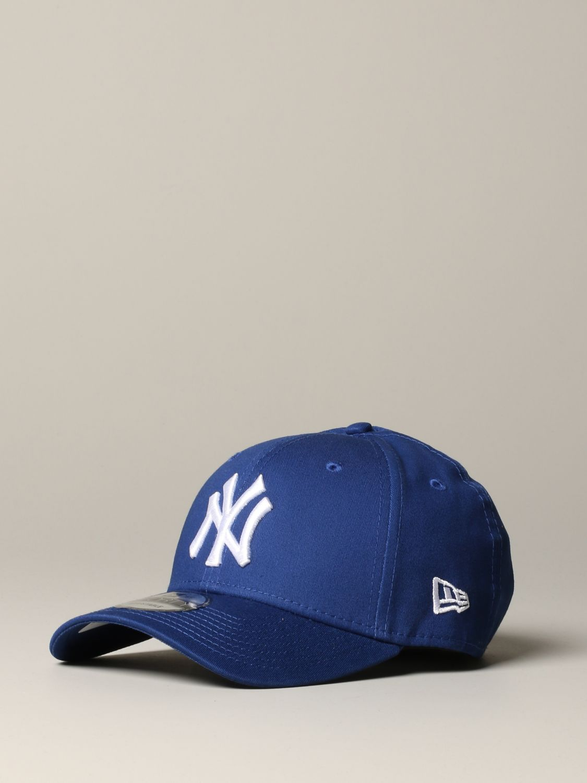 New Era Basic Cap mit NY Yankees Logo royal blue 1