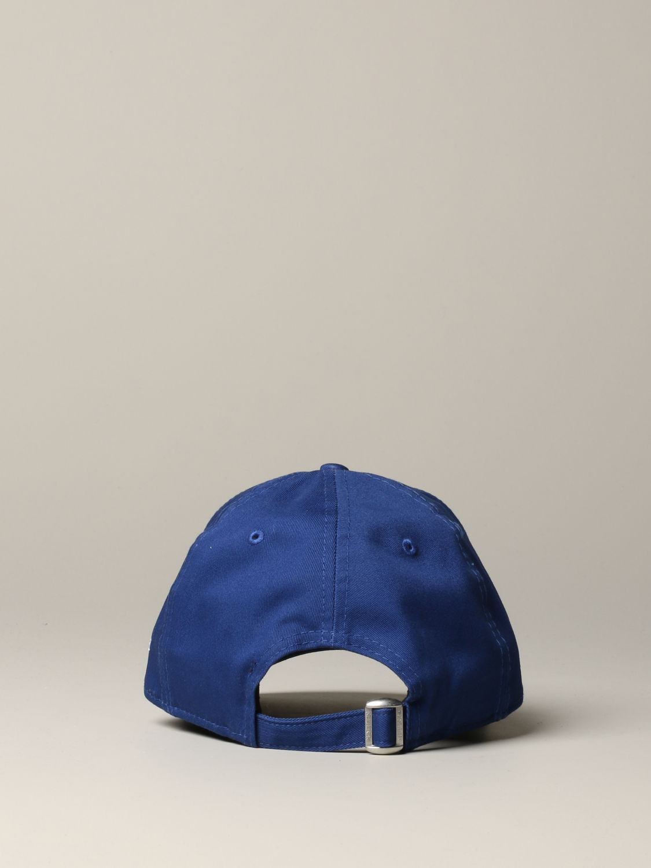 New Era Basic Cap mit NY Yankees Logo royal blue 2