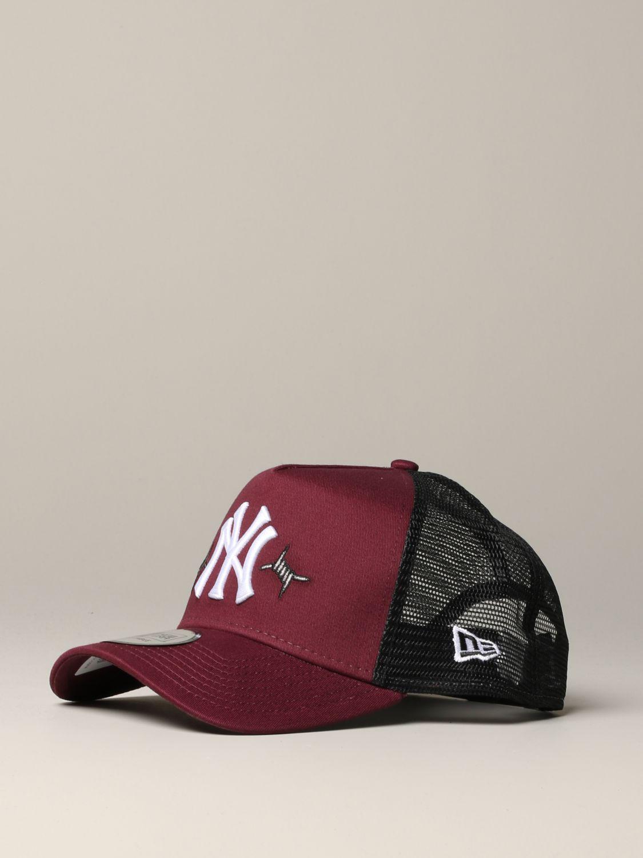Hat men New Era burgundy 1