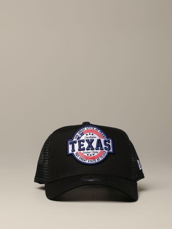 Hat men New Era black 2