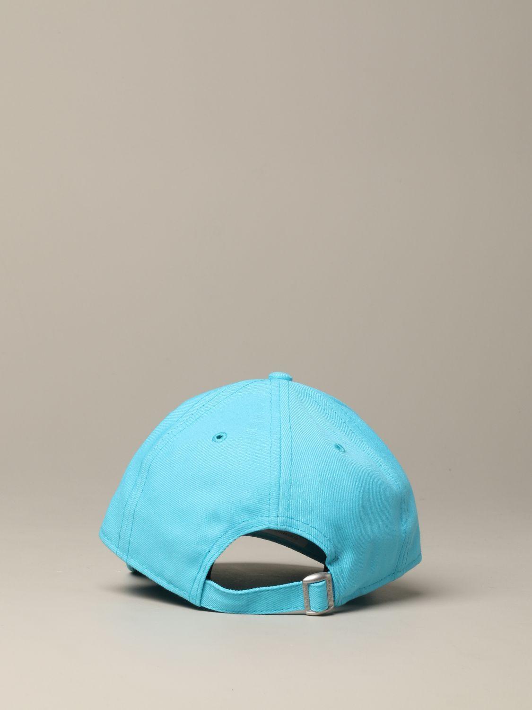 New Era Q3 9forty Cap mit NY Yankees Logo hellblau 3