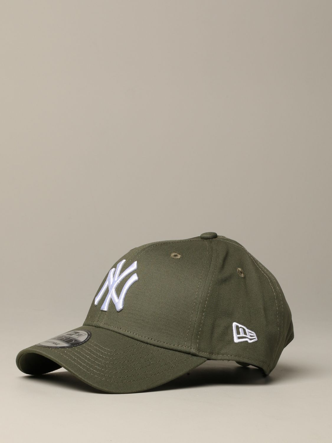 New Era League Essential Cap mit NY Yankees Logo military 1