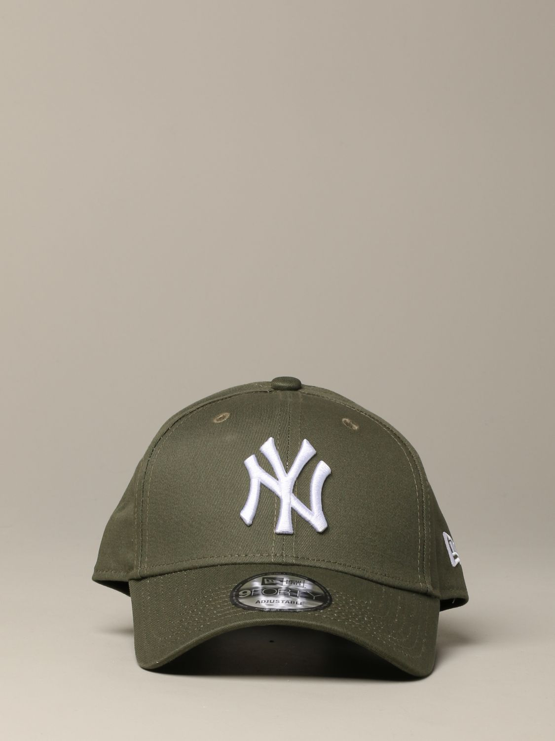 New Era League Essential Cap mit NY Yankees Logo military 2
