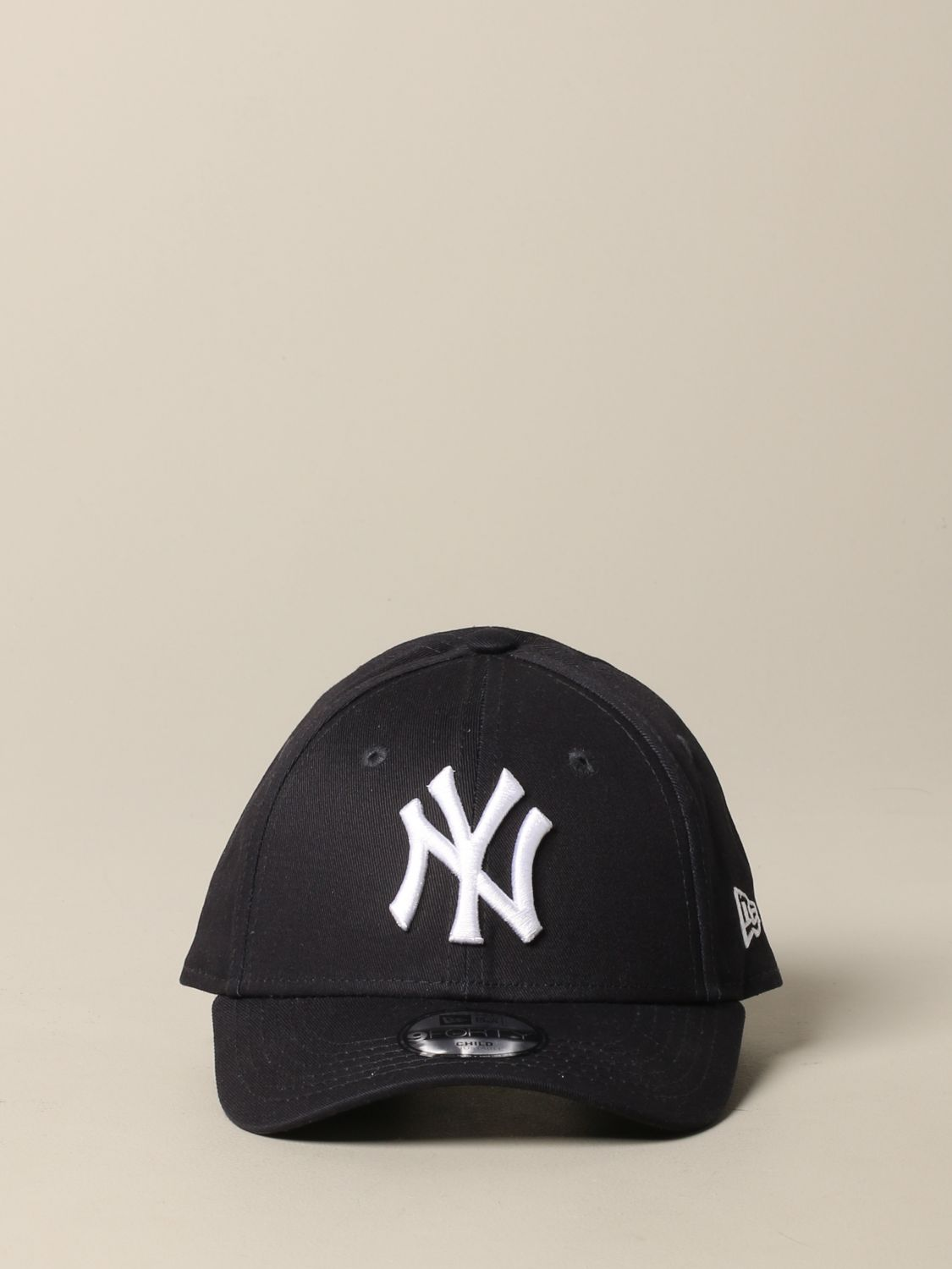 New Era Basic Cap mit NY Yankees Logo navy 2