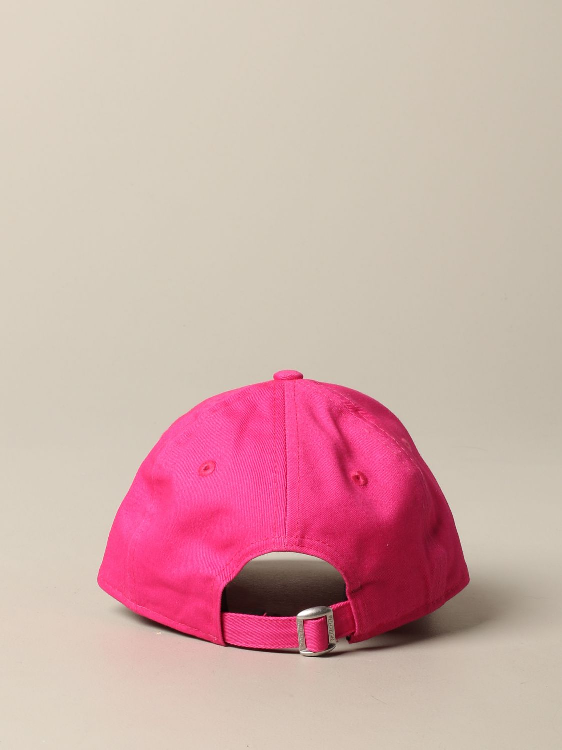 Hut New Era: New Era Basic Cap mit NY Yankees Logo pink 3