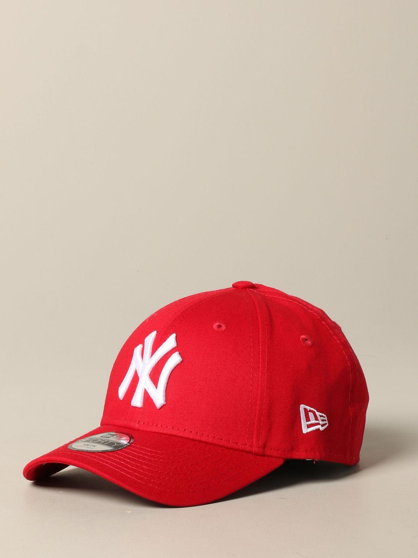 帽子 儿童 New Era 红色 1