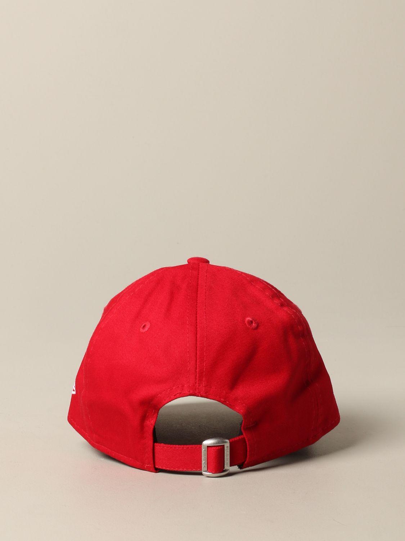 帽子 儿童 New Era 红色 3