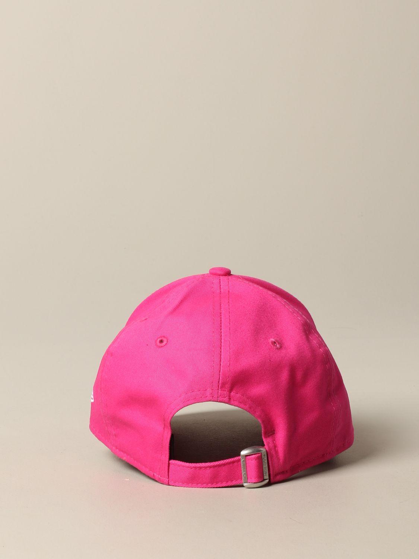 Hut New Era: New Era Basic Cap mit NY Yankees Logo pink 3
