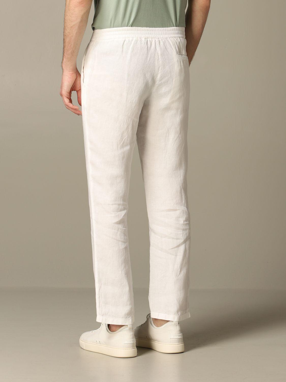 Trousers men Z Zegna white 2