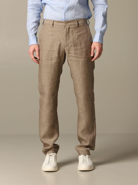 Pants Z Zegna: Pants men Z Zegna beige 1