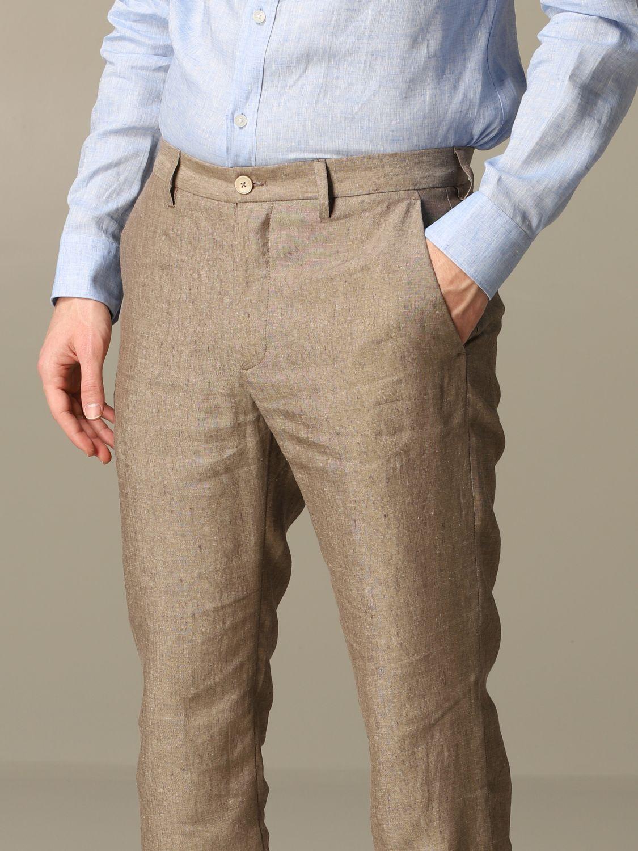 Pants Z Zegna: Pants men Z Zegna beige 3