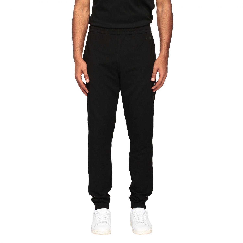 Trousers men Z Zegna black 1