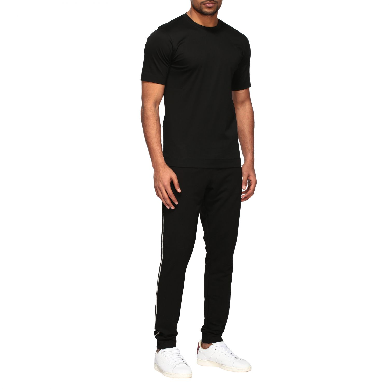 Trousers men Z Zegna black 2