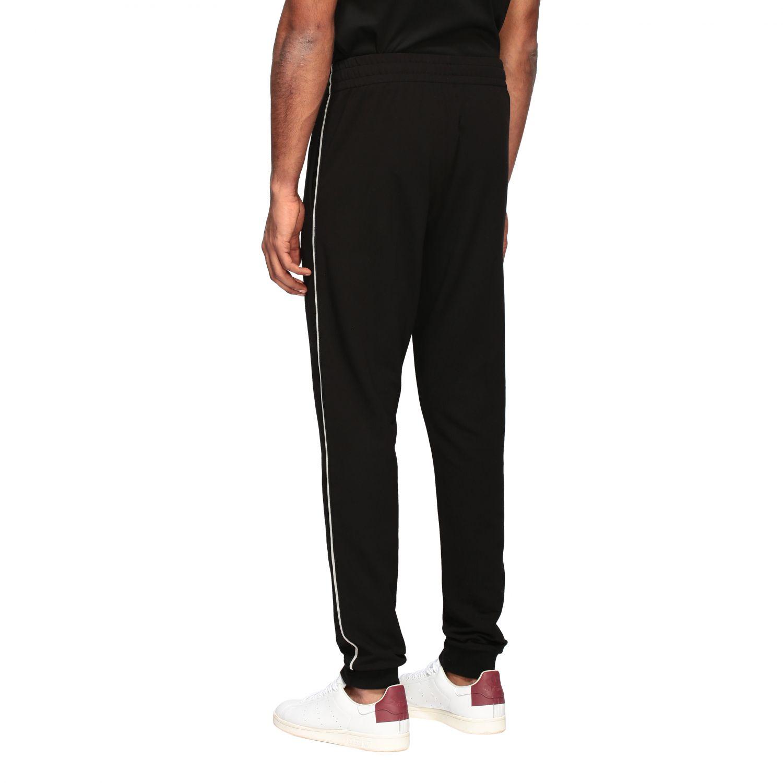 Trousers men Z Zegna black 3