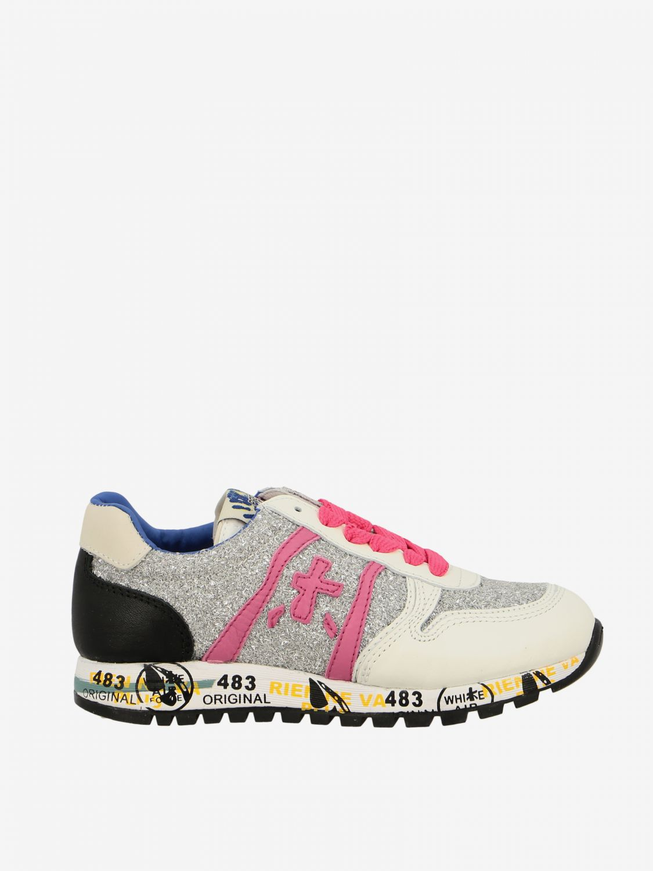 Shoes kids Premiata white 1
