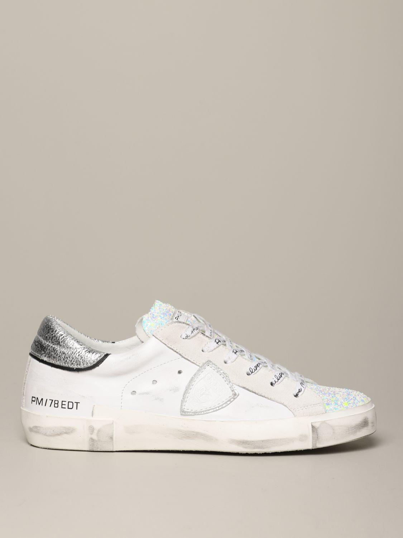 Sneakers Philippe Model PRLD VG02 Giglio EN