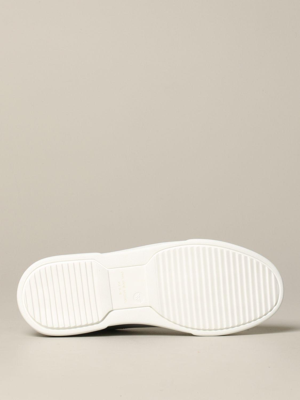 Philippe Model Temple Leder Sneakers weiß 6