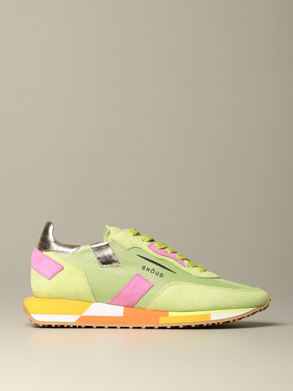 Sneakers Ghoud: Schuhe damen Ghoud grün 1