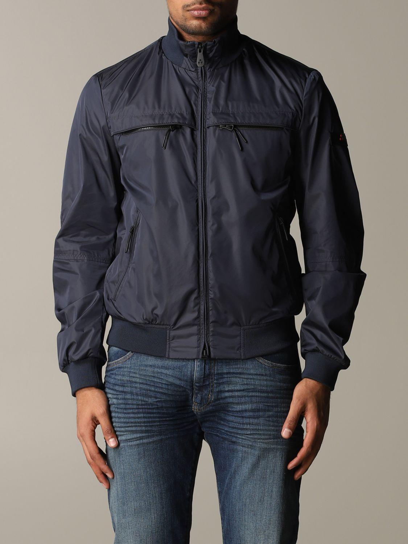 Jacket men Peuterey navy 1