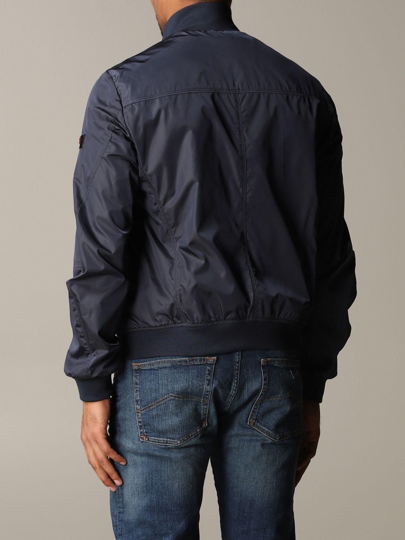 Jacket men Peuterey navy 3