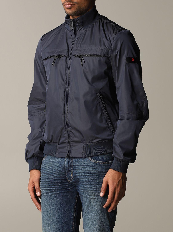 Jacket men Peuterey navy 4