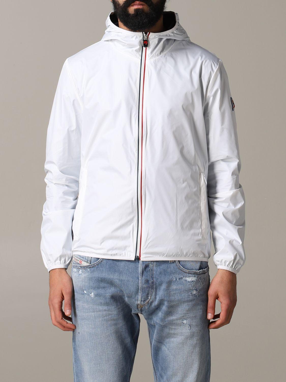 Jacket men Invicta white 1