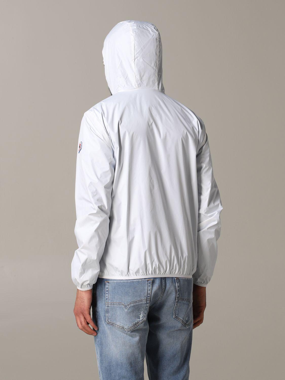 Jacket men Invicta white 3