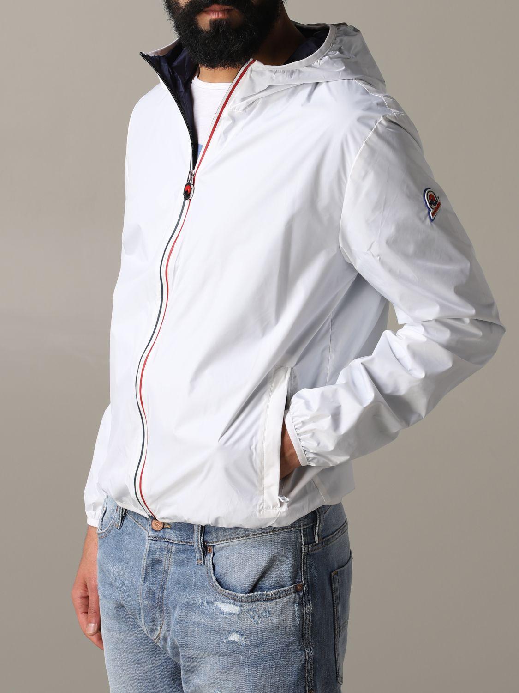 Jacket men Invicta white 5