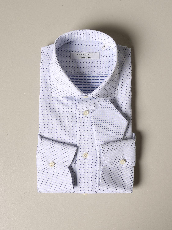 Shirt Brian Dales Camicie: Shirt men Brian Dales Camicie blue 1