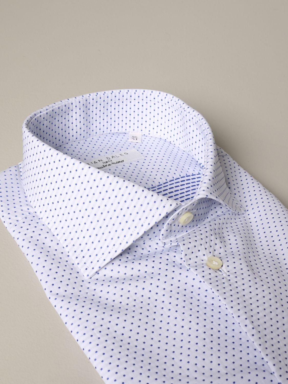 Shirt Brian Dales Camicie: Shirt men Brian Dales Camicie blue 2
