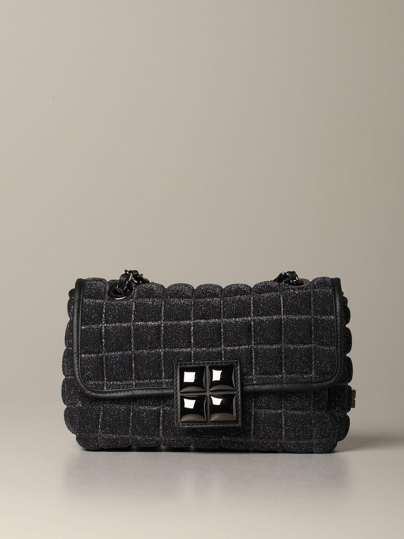 Shoulder bag women B Prime black 1