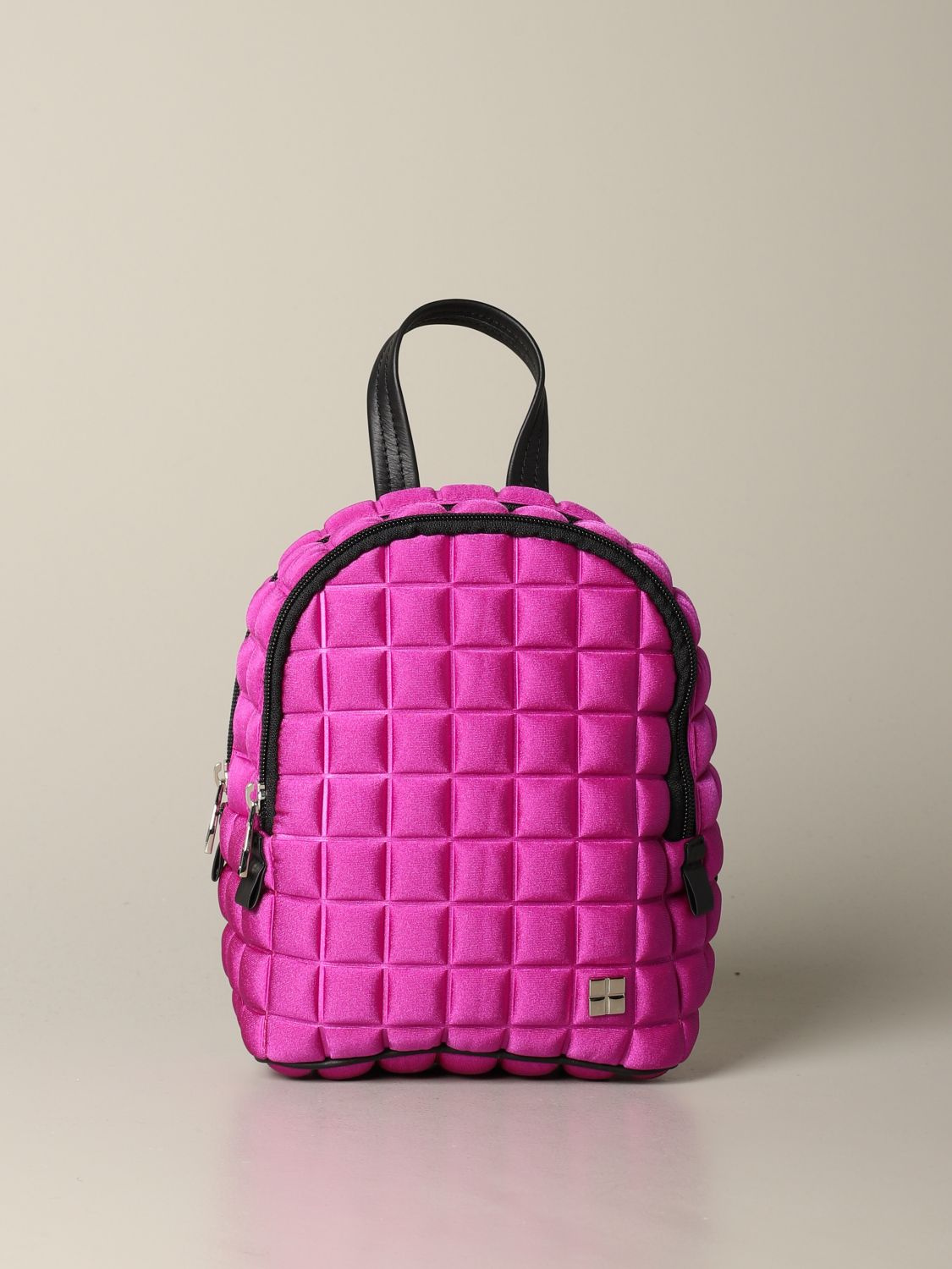 Backpack B Prime: Shoulder bag women B Prime violet 1
