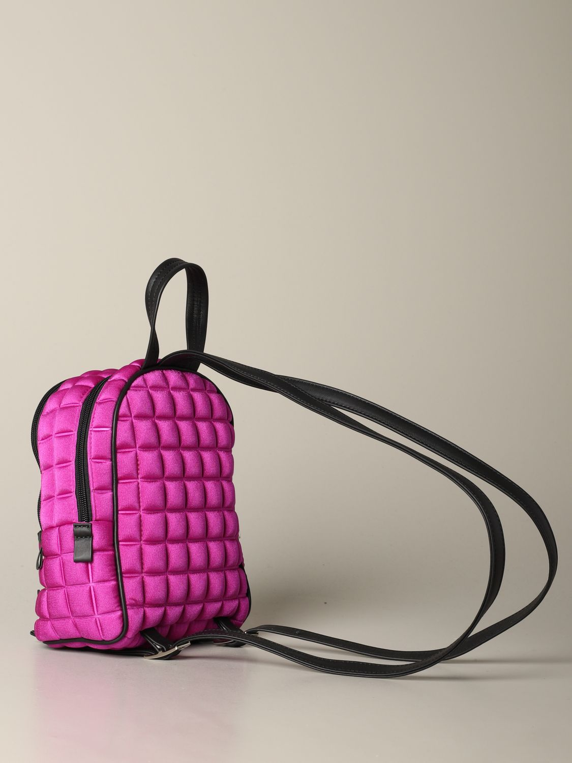 Backpack B Prime: Shoulder bag women B Prime violet 2