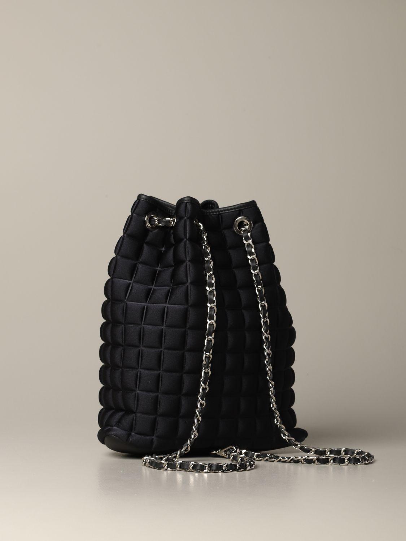 Shoulder bag women B Prime black 2