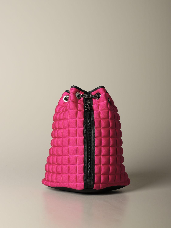 Shoulder bag women B Prime fuchsia 1