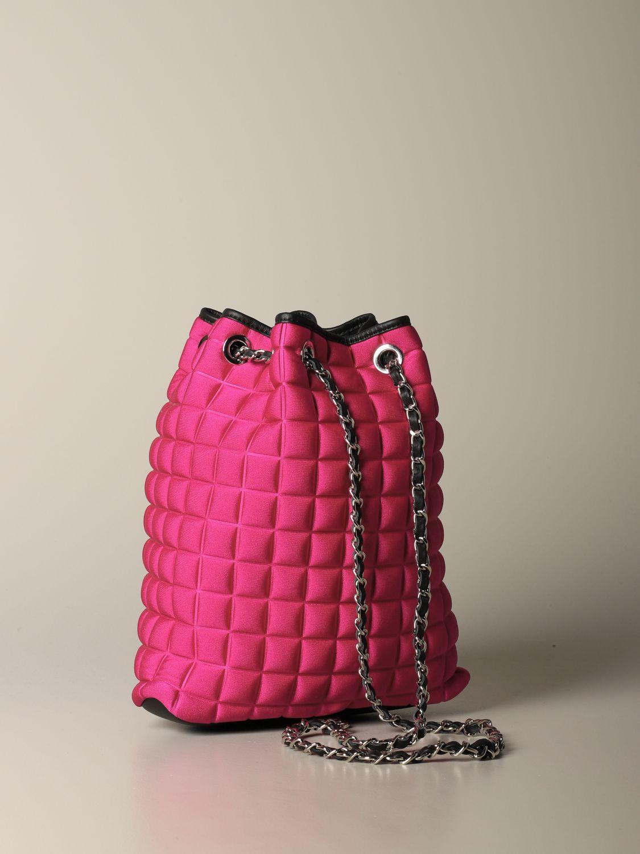 Shoulder bag women B Prime fuchsia 2
