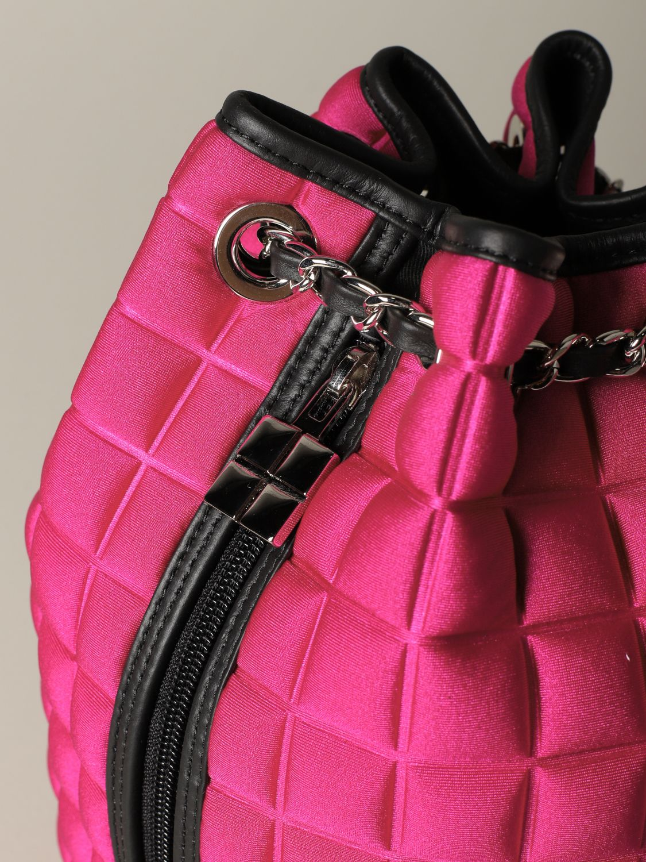 Shoulder bag women B Prime fuchsia 3