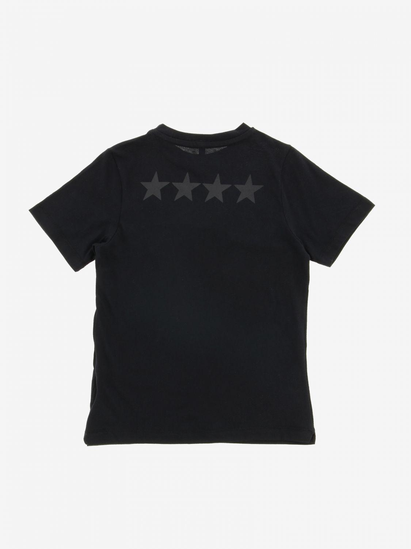 Invicta T-Shirt mit Logo-Print schwarz 2