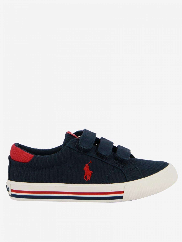 Shoes kids Polo Ralph Lauren blue 1